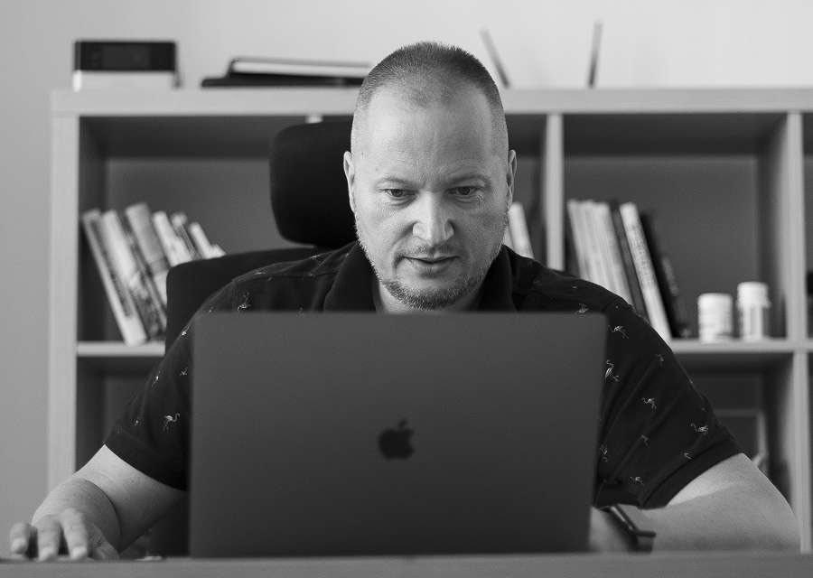 Milan Vaško - Online podnikateľ, mentor, autor kurzov